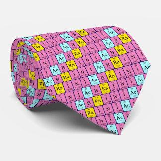 Braniac periodic table name tie