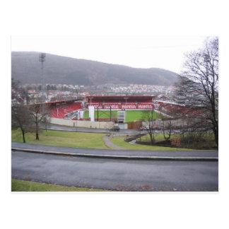 Brann Stadion Postcard