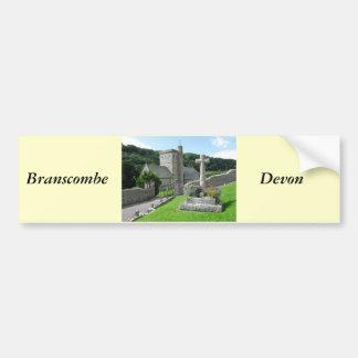 Branscombe Church Bumper Sticker