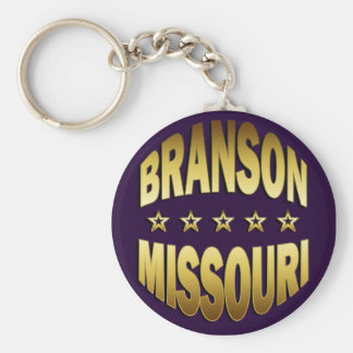 BRANSON, MISSOURI KEY RING