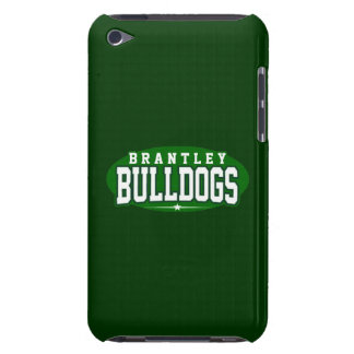 Brantley High School; Bulldogs Barely There iPod Case