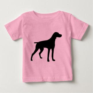 Braque Francais, de Grande Taille Baby T-Shirt