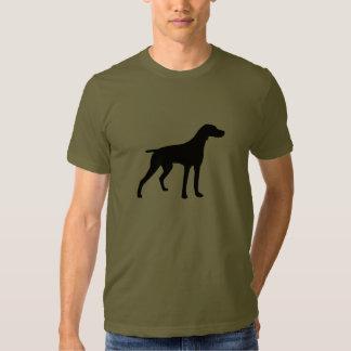 Braque Francais, de Grande Taille T-shirts