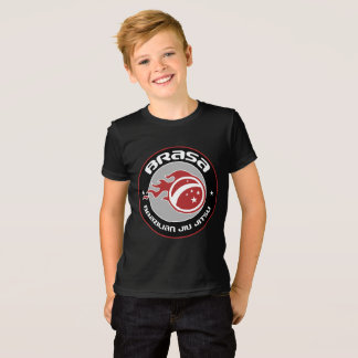 Brasa DT Fight team-Red- Kids T T-Shirt