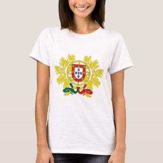Brasão de Armas (Coat of Arms) de Portugal T-Shirt