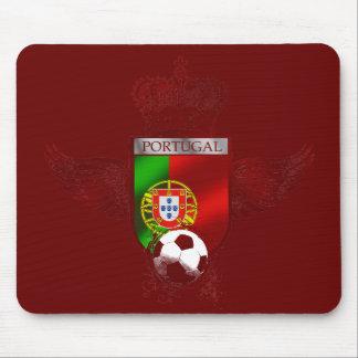 Brasão de Futebol Fás Portugueses Mouse Pad