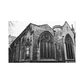 """""""Brase Nose Lane Church"""" design wall art"""