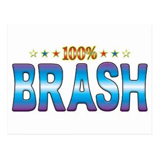 Brash Star Tag v2 Post Cards