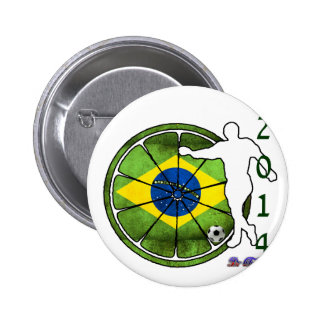 BRASIL 2014 GIFTS CUSTOMIZABLE PRODUCTS BUTTON