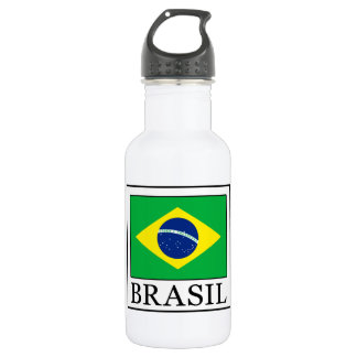Brasil 532 Ml Water Bottle