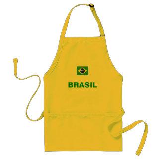 BRASIL ADULT APRON