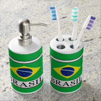 Brasil Bathroom Set