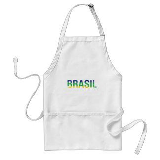 Brasil - Brazil Adult Apron