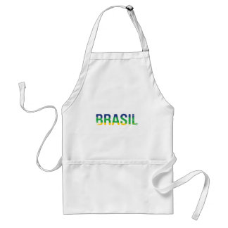 Brasil - Brazil Standard Apron