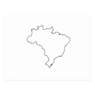 Brasil Cartoes Postais