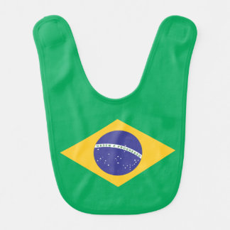Brasil flag bib