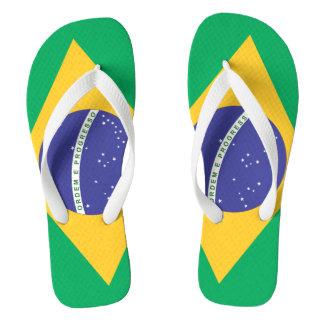 Brasil flag quality thongs