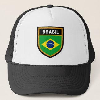 Brasil Flag Trucker Hat