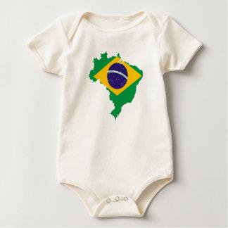 Brasil for Baby Baby Bodysuit