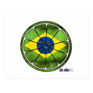 BRASIL GIFTS CUSTOMIZABLE PRODUCTS POSTCARD