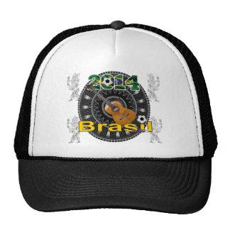 BRASIL GUITAR CUSTOMIZABLE PRODUCTS HAT