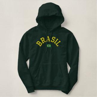 Brasil Hoodie - Força Brasil!