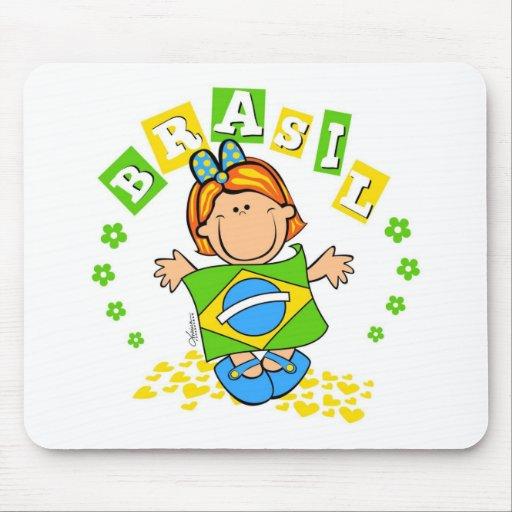 Brasil Mouse Pads