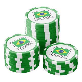 Brasil Poker Chips