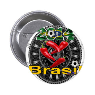 BRASIL RED PEPPERS CUSTOMIZABLE PRODUCTS BUTTONS