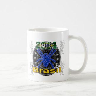 BRASIL SPIDER CUSTOMIZABLE PRODUCTS COFFEE MUG