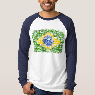 Brasil Textual T-Shirt