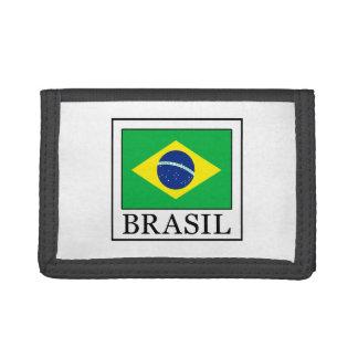 Brasil Trifold Wallets