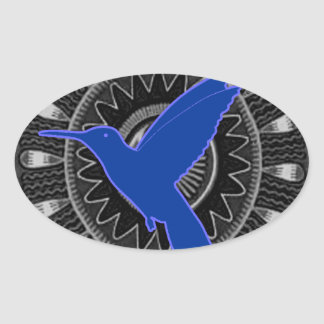 BRASIL WORLDCUP  HUMMINGBIRD CUSTOMIZABLE STICKERS