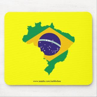 Brasilian Mouse Pad