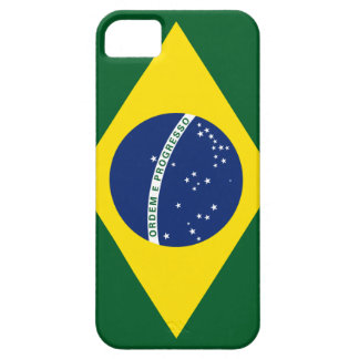 Brasilien-Flagge Case For The iPhone 5