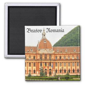 Brasov in Transylvania, Romania Magnet