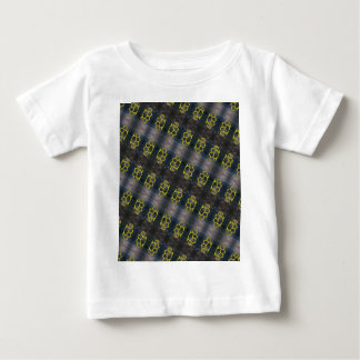 Brass Knuckles Pattern Baby T-Shirt