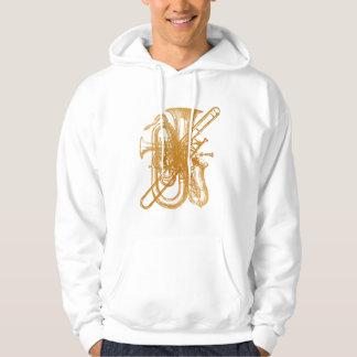 Brass & Sax Hoodie