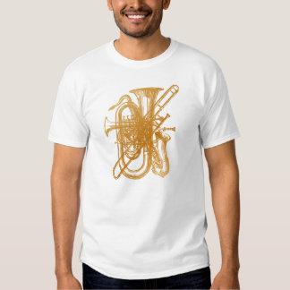 Brass & Sax T-shirt
