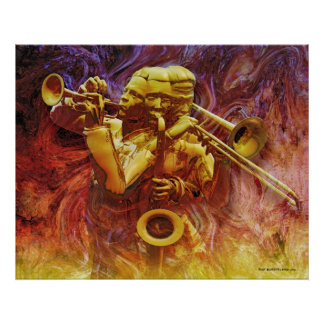 Brass Trio Poster