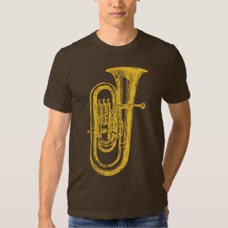 Brass Tuba Tshirt