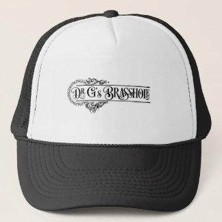 Brasshole Logo Trucker Hat