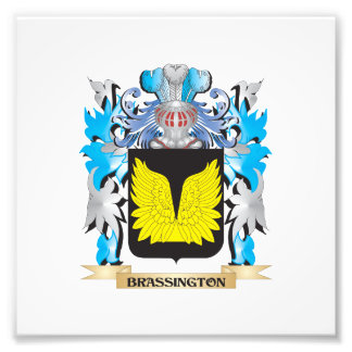 Brassington Coat of Arms Photo Art