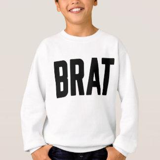 BRAT SWEATSHIRT DESIGN