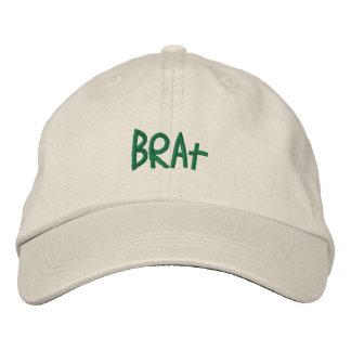 Brat: Truth in advertising Baseball Cap
