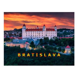 Bratislava 001D Postcard