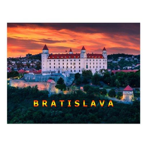 Bratislava 001D Post Cards
