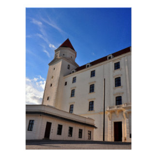 Bratislava castle invites