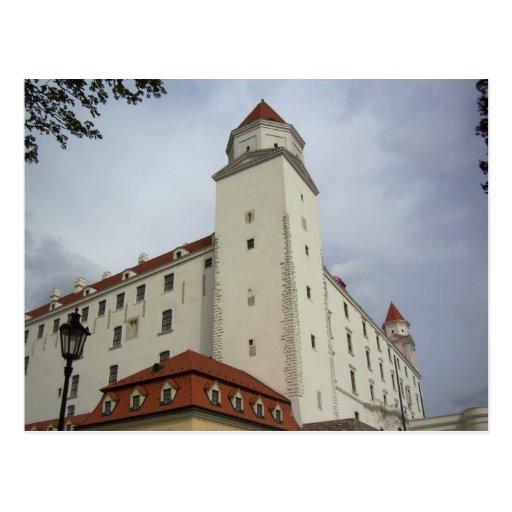 Bratislava Castle Post Cards
