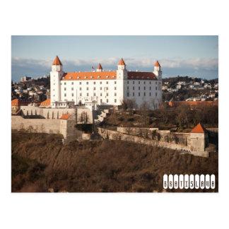 Bratislava Castle Postcards